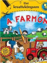 A FARMON - ELSŐ KREATÍV KÖNYVEM - Ekönyv - VENTUS LIBRO KIADÓ
