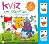 KVÍZ OVISOKNAK MATRICÁKKAL 3 ÉVES KORTÓL - Ekönyv - AKSJOMAT KIADÓ KFT.