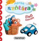 Aprók szótára - Első szavaim - Ekönyv - NAPRAFORGÓ KÖNYVKIADÓ