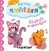 Aprók szótára - Állatok és állatkölykök - Ekönyv - NAPRAFORGÓ KÖNYVKIADÓ