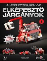 ELKÉPESZTŐ JÁRGÁNYOK - LEGOÉPÍTŐK KÖNYVE 1. - Ekönyv - KUIPERS, NATHANAEL-ZAMBONI, MATTIA