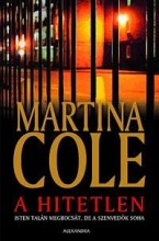 A HITETLEN - Ekönyv - COLE, MARTINA