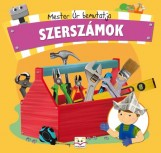 SZERSZÁMOK - MESTER ÚR BEMUTATJA - Ekönyv - AKSJOMAT KIADÓ KFT.