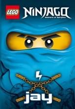 JAY - LEGO NINJAGO KÖNYV - Ekönyv - DUNA KÖNYVKLUB KFT.