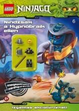 NINDZSÁK A HIPNOBRAIK ELLEN - LEGO NINJAGO + MINIFIGURA - Ekönyv - DUNA KÖNYVKLUB KFT.