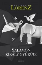SALAMON KIRÁLY GYŰRŰJE - Ekönyv - LORENZ, KONRAD