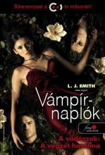 VÁMPÍRNAPLÓK 10. - A VADÁSZOK 3.: A VÉGZET HATALMA - FŰZÖTT - Ekönyv - SMITH, LISA J.