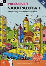 SAKKPALOTA 1. - KÉPESSÉGFEJLESZTŐ SAKKTANKÖNYV - Ekönyv - 80471 - POLGÁR JUDIT