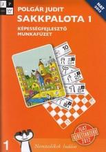 SAKKPALOTA 1. - KÉPESSÉGFEJLESZTŐ MUNKAFÜZET - Ekönyv - 80471/M - POLGÁR JUDIT