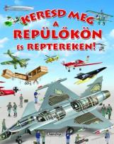 Keresd meg a repülőkön és a reptereken! - Keresd meg! - Ekönyv - NAPRAFORGÓ KÖNYVKIADÓ