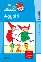 AGYALÓ - MATEMATIKA 1.OSZTÁLY (LÜK) - Ekönyv - LDI-701