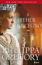 A FEHÉR HERCEGNŐ - Ekönyv - GREGORY, PHILIPPA