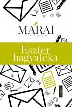 ESZTER HAGYATÉKA - Ekönyv - MÁRAI SÁNDOR