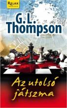 AZ UTOLSÓ JÁTSZMA - Ekönyv - THOMPSON, G.L.