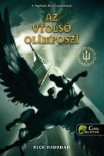 AZ UTOLSÓ OLIMPOSZI - FŰZÖTT - Ekönyv - RIORDAN, RICK