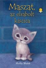 MASZAT, AZ ELRABOLT KISCICA - Ekönyv - WEBB, HOLLY