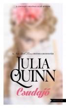 CSUDAJÓ - Ekönyv - QUINN, JULIA