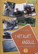 1 HÉT ALATT ANGOLUL - NEM CSAK TURISTÁKNAK - Ekönyv - CZIFRA ÉVA