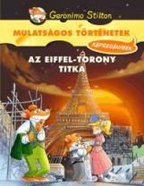 AZ EIFFEL-TORONY TITKA - KÉPREGÉNY - Ekönyv - STILTON, GERONIMO
