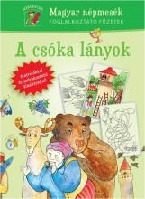 A CSÓKA LÁNYOK - MESEKUCKÓ 2. FOGLALKOZTATÓ - Ekönyv - KOSSUTH KIADÓ ZRT.