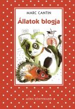 ÁLLATOK BLOGJA - PÖTTYÖS KÖNYVEK - Ekönyv - CANTIN, MARC