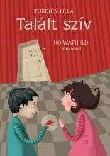 TALÁLT SZÍV - Ekönyv - TURBULY LILLA