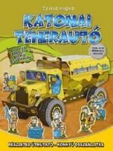 KATONAI TEHERAUTÓ - ÉPÍTSD MAGAD! - Ekönyv - ALEXANDRA KIADÓ