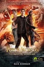 SZÖRNYEK TENGERE - PERCY JACKSON 2. - FŰZÖTT (FILMES BORÍTÓVAL) - Ekönyv - RIORDAN, RICK