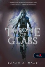 THRONE OF GLASS - ÜVEGTRÓN - FŰZÖTT - Ekönyv - MAAS, SARAH J.