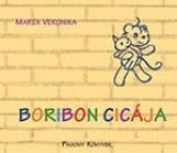 BORIBON CICÁJA - Ekönyv - MARÉK VERONIKA