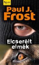 ELCSERÉLT ELMÉK - Ekönyv - FROST, PAUL J.