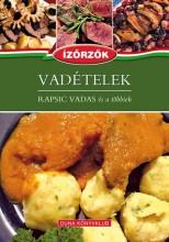 VADÉTELEK - RAPSIC VADAS ÉS A TÖBBIEK - Ekönyv - RÓKA ILDIKÓ