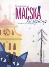 MACSKAKIRÁLYLÁNY - Ekönyv - TAMÁS ZSUZSA-RADNÓTI BLANKA
