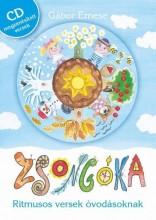 ZSONGÓKA - CD-MELLÉKLETTEL - Ekönyv - GÁBOR EMESE