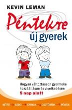 PÉNTEKRE ÚJ GYEREK - Ekönyv - LEMAN, KEVIN