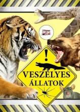 VESZÉLYES ÁLLATOK - Ekönyv - NAGYKÖNYV KIADÓ
