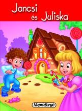 Minikönyvek - Jancsi és Juliska - Ekönyv - NAPRAFORGÓ KÖNYVKIADÓ