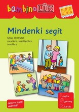 MINDENKI SEGÍT (BAMBINO LÜK) - Ekönyv - DINASZTIA TANKÖNYVKIADÓ KFT.