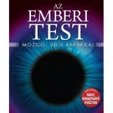 AZ EMBERI TEST - MOZGÓ, 3D-S ÁBRÁKKAL - Ekönyv - GABO / TALENTUM
