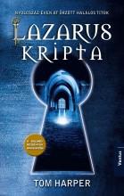LAZARUS KRIPTA - Ekönyv - HARPER, TOM