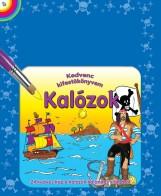 KALÓZOK - KEDVENC KIFESTŐKÖNYVEM - Ebook - VENTUS LIBRO KIADÓ