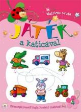 JÁTÉK A KATICÁVAL 4. - MATRICÁS ÓVODA - Ekönyv - AKSJOMAT KIADÓ KFT.