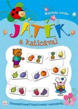 JÁTÉK A KATICÁVAL 3. - MATRICÁS ÓVODA - Ekönyv - AKSJOMAT KIADÓ KFT.