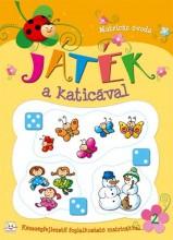 JÁTÉK A KATICÁVAL 2. - MATRICÁS ÓVODA - Ekönyv - AKSJOMAT KIADÓ KFT.