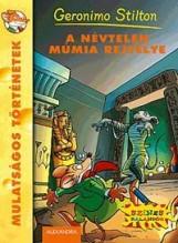A NÉVTELEN MÚMIA REJTÉLYE - Ekönyv - STILTON, GERONIMO