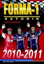 Forma-1 sztorik, 2010-2011 - Ekönyv - Dávid Sándor