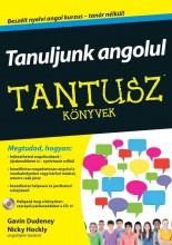 TANULJUNK ANGOLUL - TANTUSZ KÖNYVEK - Ekönyv - DUDENEY, GAVIN-HOCKLY, NICKY