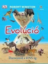 EVOLÚCÍÓ - DARWINTÓL A DNS-IG - Ekönyv - WINSTON, ROBERT