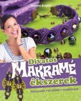 DIVATOS MAKRAMÉ ÉKSZEREK - Ekönyv - KATONA BRIGITTA