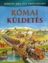RÓMAI KÜLDETÉS - HÓDÍTS MEG EGY PROVINCIÁT! - Ekönyv - OFFICINA 96 KIADÓ